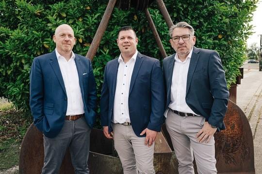 HeinrichHermanns - neue Geschäftsleitung